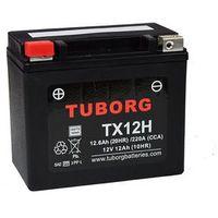 Akumulator wzmocniony Tuborg YTX12-BS TX12H 12Ah 220A/282A