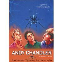 Przygody trzech detektywów. T.7 Tajemnica srebrnego pająka, oprawa broszurowa