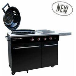 Outlet salon gdańsk - grill gazowy lugano 570 g marki Outdoorchef (ch)