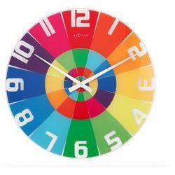 Nextime:: Zegar Ścienny Rainbow Ø43cm