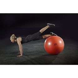 ADIDAS - ADBL-13246OR - Piłka gimnastyczna 65 cm - pomarańczowy