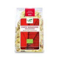 Chipsy bananowe niesłodzone 150g bio -  marki Bio planet