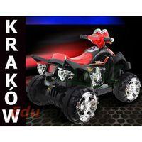 Tima Piękny quad na akumulator 2 silniki x 35w kraków ra9917-1cz