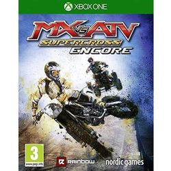 MX Vs. ATV Supercross Encore, gra na konsolę Xbox One