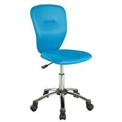 krzesło dziecięce Q-037 NIEBIESKI