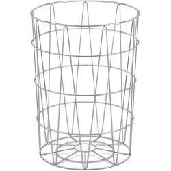 Kosz na pranie stalowy satone zack (40441) (4034398404412)