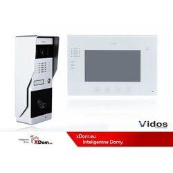 Zestaw wideodomofonu z czytnikiem kart RFID Vidos S50A_M670W