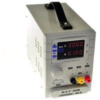 Zasilacz laboratoryjny WEP 305DB 30V 5A 3xOUT +USB +60 pami?ci ustawie?
