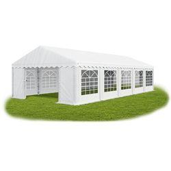 4x10x2m, Solidny Namiot ogrodowy wystawowy cateringowy na imprezę SUMMER - 40m2