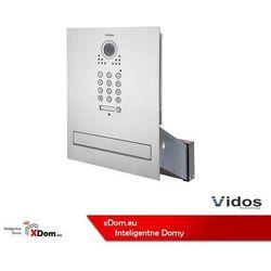 S561D-SKM Skrzynka na listy z wideodomofonem