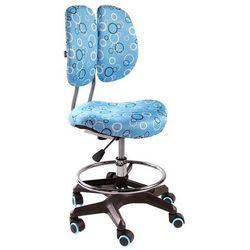Fundesk Sst6 blue fotel ortopedyczny