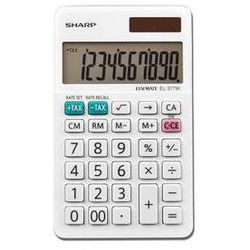 Kalkulator el-377w (el377w) biała marki Sharp
