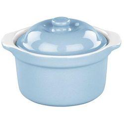 Naczynie do zapiekania mini cocotte Retro niebieskie (5012904109128)