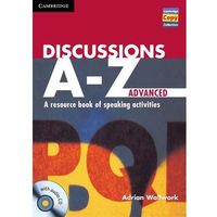 Discussions A-Z Advanced + CD (2013)