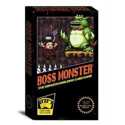 Boss monster (edycja polska) wyprodukowany przez Trefl
