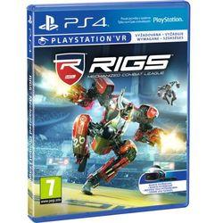 Rigs Mechanized Combat League VR, wersja językowa gry: [angielska]