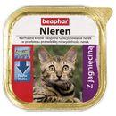 Beaphar Nieren diet lamm 100g karma dla kotów z niewydolnością nerek z jagnięciną
