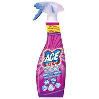 ACE 700ml Ultra Fresh pianka w sprayu wybielająco odtłuszczająca