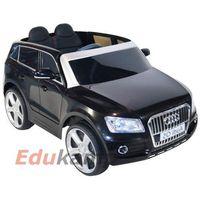 Auto na akumulator audi q5 pilot 2.4ghz 2x45w wolny start gumowe koła! pojazdy na akumulator dla dzieci marki
