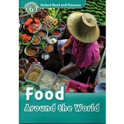 Oxford Read and Discover: Level 6: Food Around the World Audio CD Pack, pozycja wydawnicza
