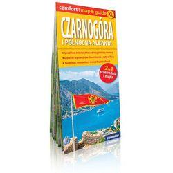 Comfort!map&guide XL Czarnogóra i PN Albania 2w1