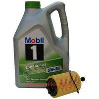 Filtr + olej  1 esp formula 5w30 mitsubishi outlander 2,0 di-d 2007- marki Mobil