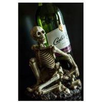 Stojak na wino - śmierć