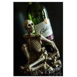 Stojak na wino - śmierć, towar z kategorii: Na parapetówkę dla nich