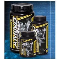 VitalMax Amino Essencial 6000 Mega Caps - 120 kaps - produkt z kategorii- Odżywki zwiększające masę