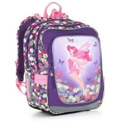 Topgal Plecak szkolny  chi 879 i - violet