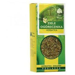 ZIELE OGÓRECZNIKA podlaska herbatka ziołowa