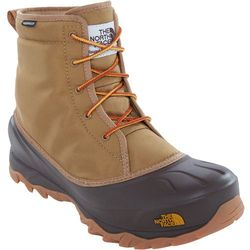 The north face buty zimowe m tsumoru boot utility brown/d 45,5