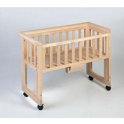 Troll nursery łóżeczko dostawne bedside crib (4751013122505)