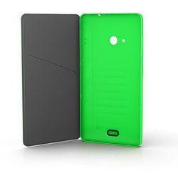 Flip Cover Microsoft CC-3092 Zielona do Lumia 535 / Lumia 535 Dual SIM - Zielony - produkt z kategorii- Pozost