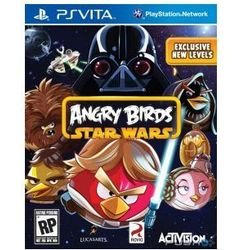 Angry Birds Star Wars, gra na PSV