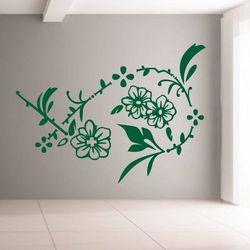 Deco-strefa – dekoracje w dobrym stylu Kwiaty 39 szablon malarski