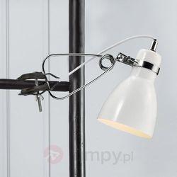 Nordlux CYCLONE lampa z klipsem Biały, 1-punktowy - Nowoczesny - Obszar wewnętrzny - CYCLONE - Czas dostawy: od 4-8 dni roboczych (5701581220676)