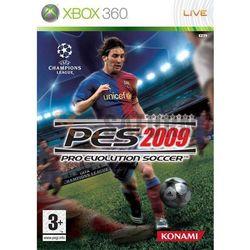 Pro Evolution Soccer 2009 - produkt z kat. gry XBOX 360