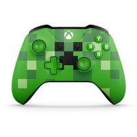 Microsoft Kontroler  xbox one s minecraft creeper + zamów z dostawą jutro! + darmowy transport!