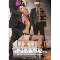 DVD Marc Dorcel - Luxure: Initiation of Young Libertines