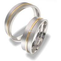 Obrączki ślubne z stali nierdzewnej 7091-3 (Obrączki ślubne)