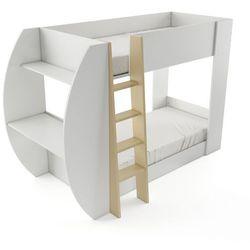 Jerry łóżko piętrowe z biurkiem marki Dig-net