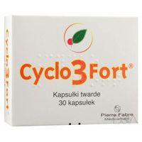 Cyclo 3 Fort 150mg kapsułki twarde 30 sztuk - niweluje opuchnięcie nóg Kurier już od 0 PLN odbiór osobist