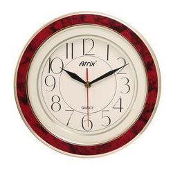 Zegar ścienny quattro #7 marki Atrix