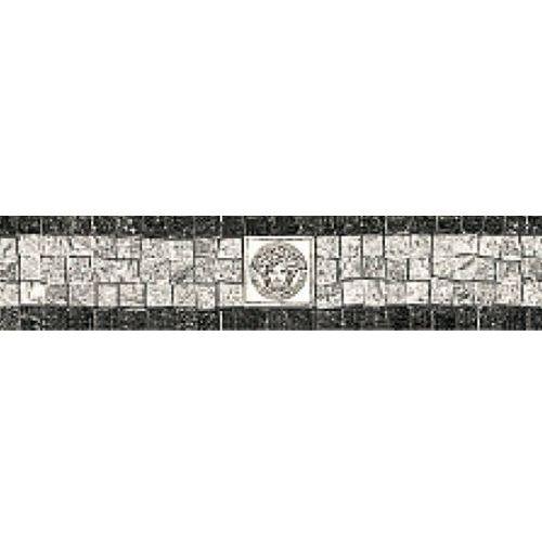 PALACE LIVING Fasce Medusa White/Black 4,2x19,7 (P35) - produkt dostępny w 7i9.pl Wszystko  Dla Domu