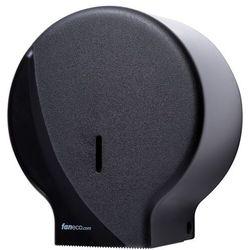 Podajnik papieru toaletowego dark pojemnik na papier, podajnik do papieru, dozownik na papier marki Faneco