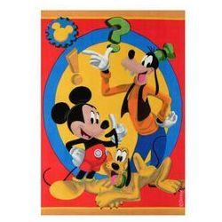 Bajkowy dywan akrylowy Club House 100x150 / Gwarancja 24m / NAJTAŃSZA WYSYŁKA!, OPT5563