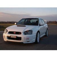 Jazda Subaru STI
