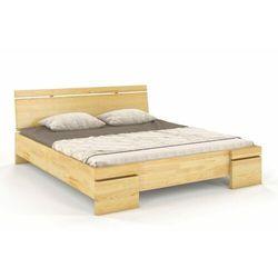 Łóżko drewniane sosnowe SPARTA Maxi 90-200x200, SC-0060