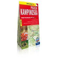ExpressMap Puszcza Kampinoska papierowa mapa turystyczna Skala: 1:35 000 (ISBN 9788375469431)
